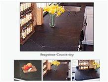 Soapstone Countertops, Mariana Grey Soapstone
