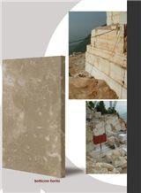 Botticino Fiorito, Botticino Marble Block
