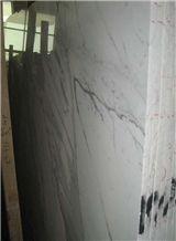 Statuario Marble, Italy White Marble Slabs & Tiles