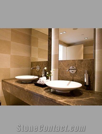 Bathroom Vanity Units In Marble