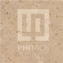 Chenonceau Ramage Limestone, France Beige Limestone Slabs & Tiles