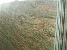 Raw Silk Granite, Vyara Juparana Granite Slabs