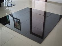 Shanxi Black Granite Tiles, G777 Black Granite