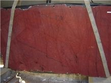 Red Xango Quartzite Slabs, Brazil Red Quartzite
