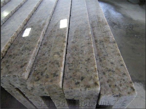 Laminate Countertop Edge Profiles G682 Yellow Granite