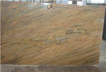 New Gold Granite ,Prada Gold Granite Slabs