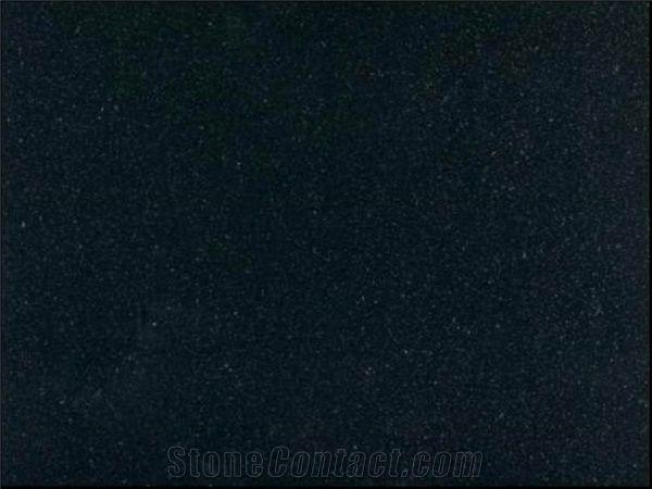 Indian Black Nero Assoluto India Granite Tiles