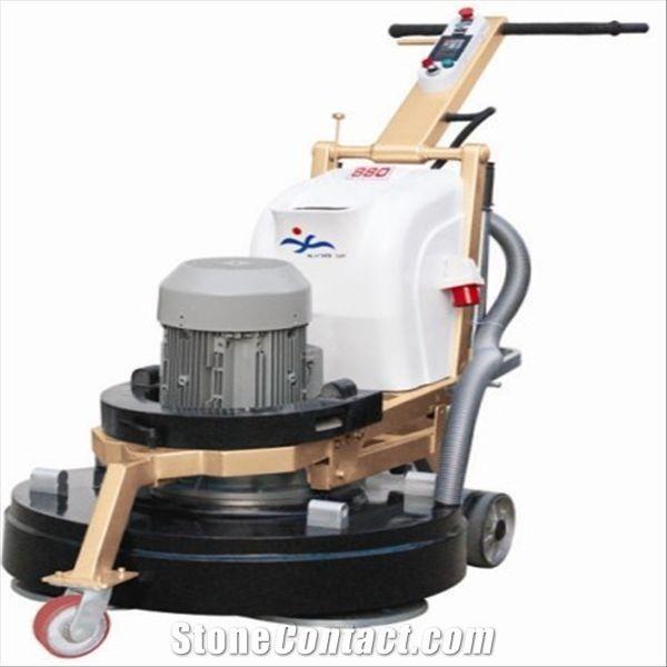 Industrial Floor Grind...Q880