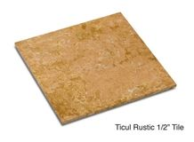 Ticul Gold Rustic Tile, Limestone