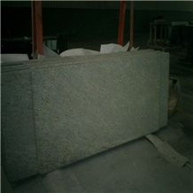 Multicolor Green Granite Countertop