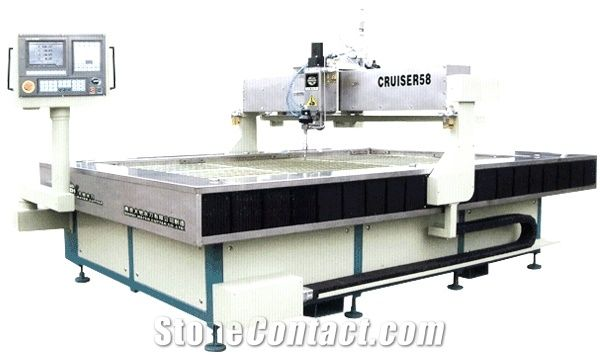 5 Axis Water Jet Cutting Machine from India - StoneContact com