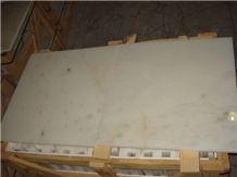 Afyon Cream White Marble Slabs & Tiles, Afyon Sugar White Marble Tiles