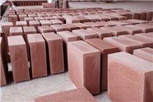Red Sandstone Big Bricks