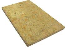 Piedra Amarilla - Naranja De Ayagaures Wall Tiles