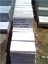 Marble Tiles, Pakistan White Marble