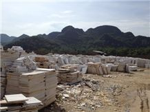 Yellow Nghe an Marble Tiles