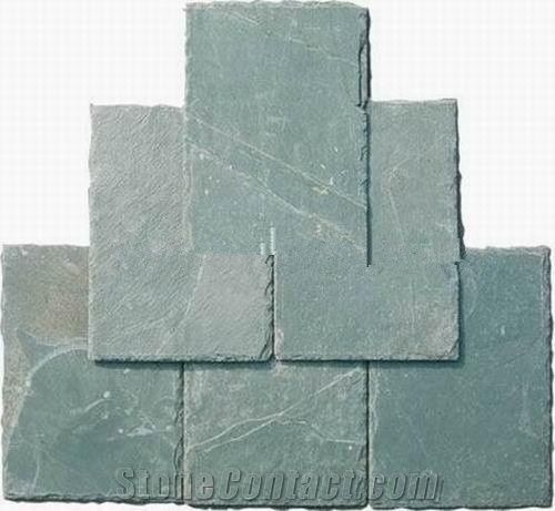 Green Roofing Slate Green Slate Roofing Tile From China