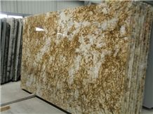Gold Macauba Granite Stone