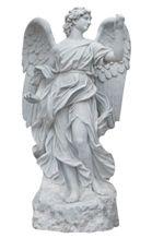 Hunan White Marble Sculpture