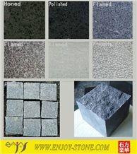 G684 Black Basalt Tiles, China Black Basalt