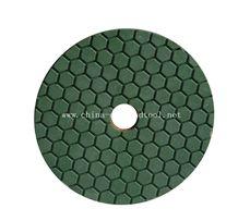 Green Bottom Ordinary Polishing Pads