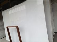 China Crystal White Marble Big Slab