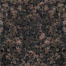 Dymovsky - Dimovskiy (Baltic), Russian Federation Brown Granite Slabs & Tiles