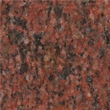 Syuskyu Yansaary - Syskyiansaari, Russian Federation Red Granite Slabs & Tiles