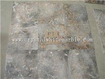 Vietnam Gris Nobela Marble, Multi Color Marble, Gris Nebula Marble Slabs