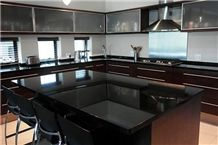 kitchen tiles ideas pictures absolute black south africa granite countertops 20126