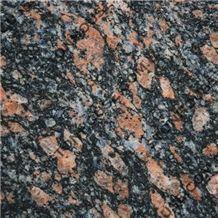 Brusilovsky Granite (Leopard), Brown Skif Granite Slabs