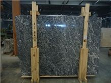 Jaguar Marble Slabs, Saint Laurent, Turkey Grey Marble