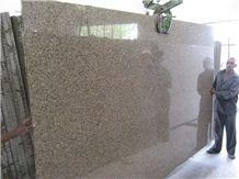 Desert Brown Granite Slab, India Brown Granite