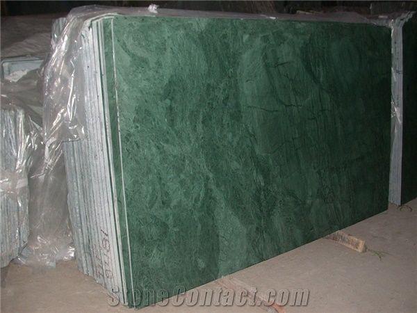 Emerald Green Marble Slab India Green Marble 172750