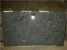 Kuppam Green Granite Slab, India Green Granite