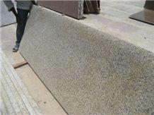Royal Cream Granite Slabs, India Yellow Granite