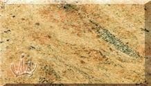Tropical Gold Granite Slabs, India Yellow Granite