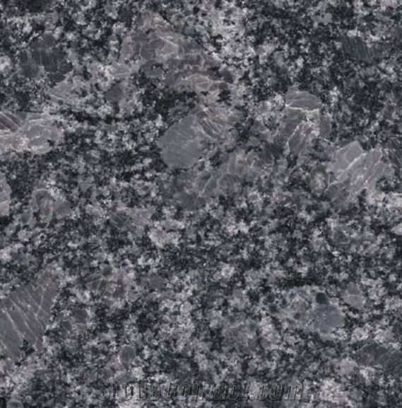 Silver Pearl Granite Slabs India Grey Granite