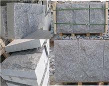 Wall Stone, G341 Grey Granite Mushroom Stone