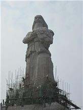 Granite Handcrafts Sculpture, White Marble Sculpture