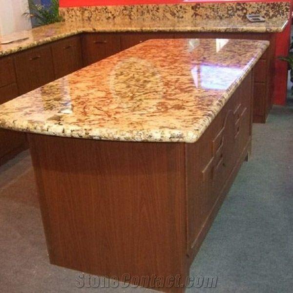 Granite Island, Bar Top, Kitchen Countertops, Engineered Stone Kitchen Worktops, Hotel