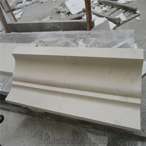 Limestone Door Surround, Wall Moulding from China