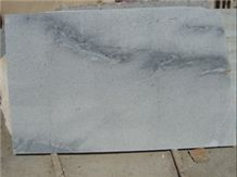 Qorveh Crystal, Blue-Gray Marble Slabs & Tiles