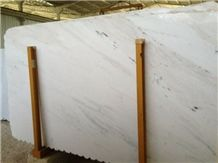 Champagne Extra White Marble Slabs
