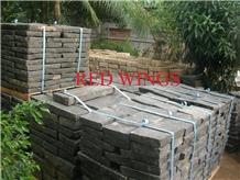 Basalt Stone - Paving Stone, Vietnam Black Basalt
