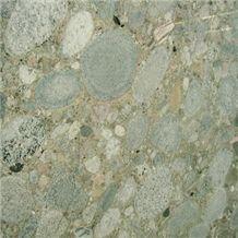 Jurassic Green, Brazil Green Granite Slabs & Tiles