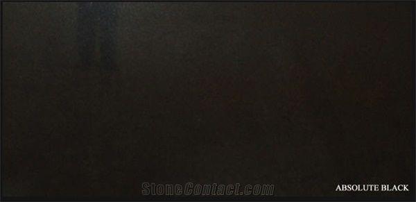 Nero Assoluto India Absolute Black Granite Slabs