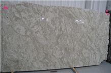 Andromeda Granite Slabs, Sri Lanka White Granite