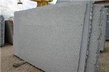 Bianco Cristal Slabs, Spain White Granite