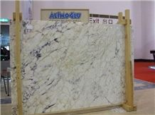 Afyon Violet Marble Slabs, Turkey Lilac Marble Tiles & Slabs, Flooring Tiles